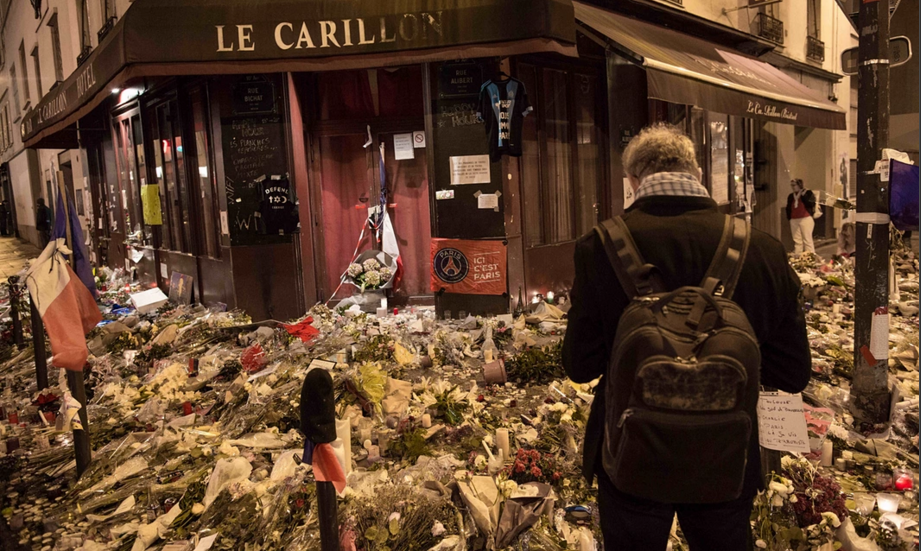 Mapping attacks and trauma in the city: the Paris case