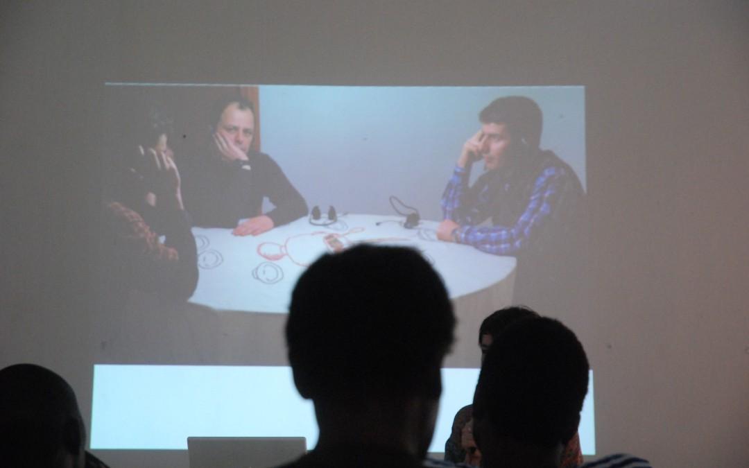 Nadin Reschke: artist talk at Nafasi Art Space