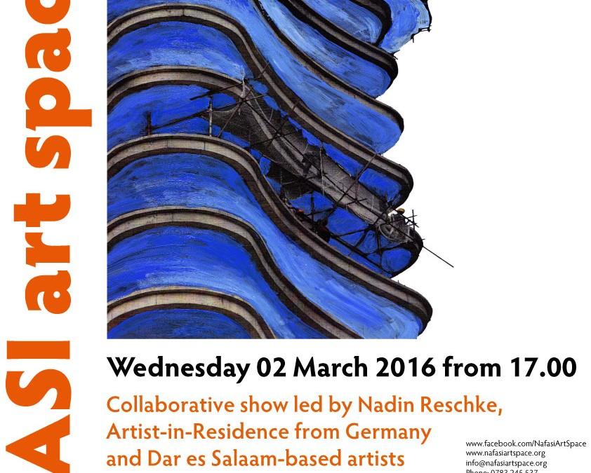 Nadin Reschke: End of Residency show