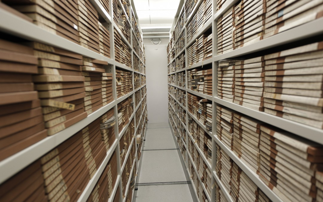 Researching heritage: online archives
