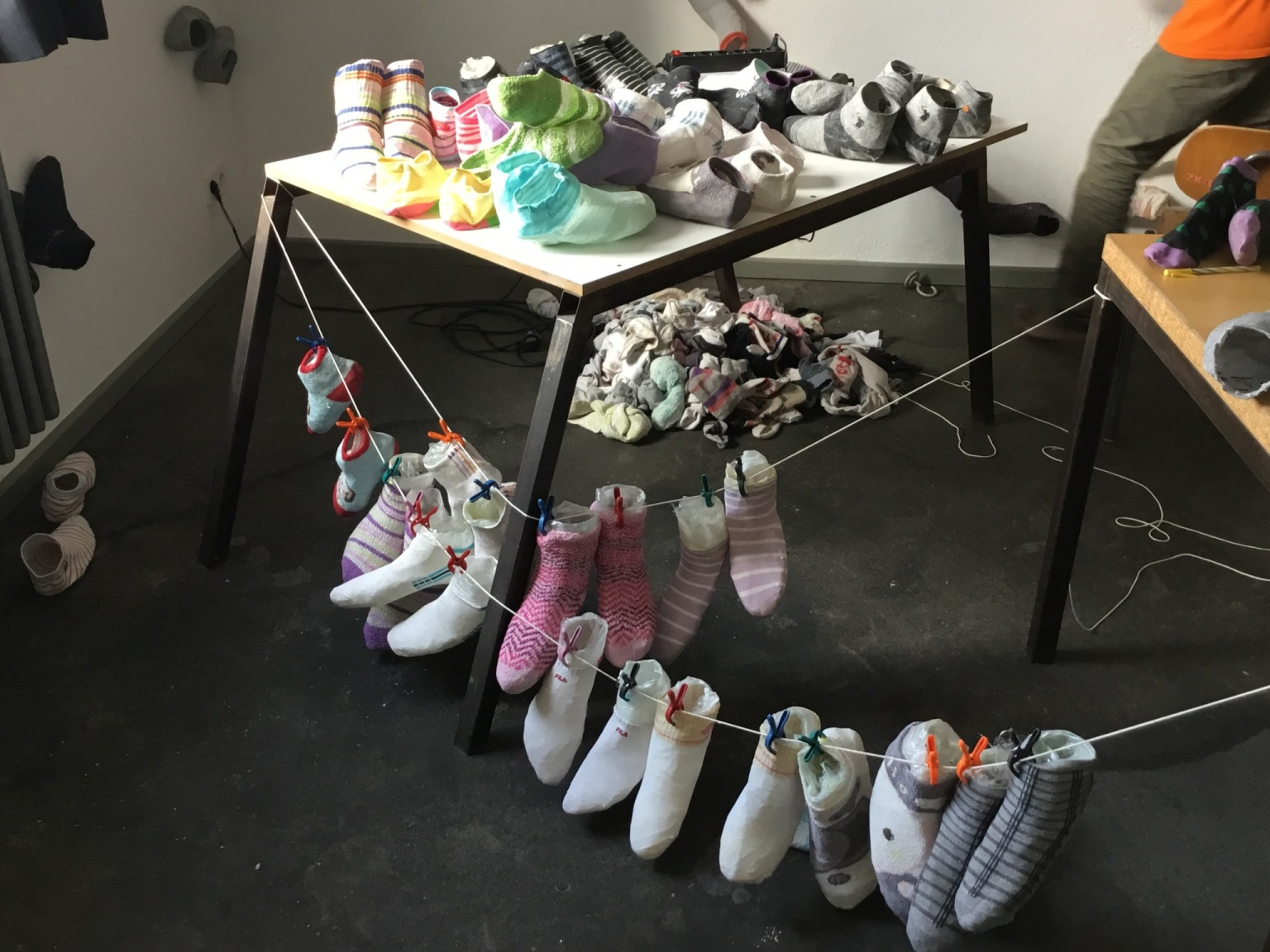 Cold Feet Paul Ndunguru residency Berlin