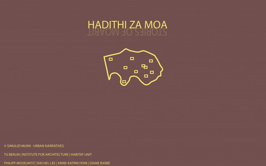 Hadithi za Moa