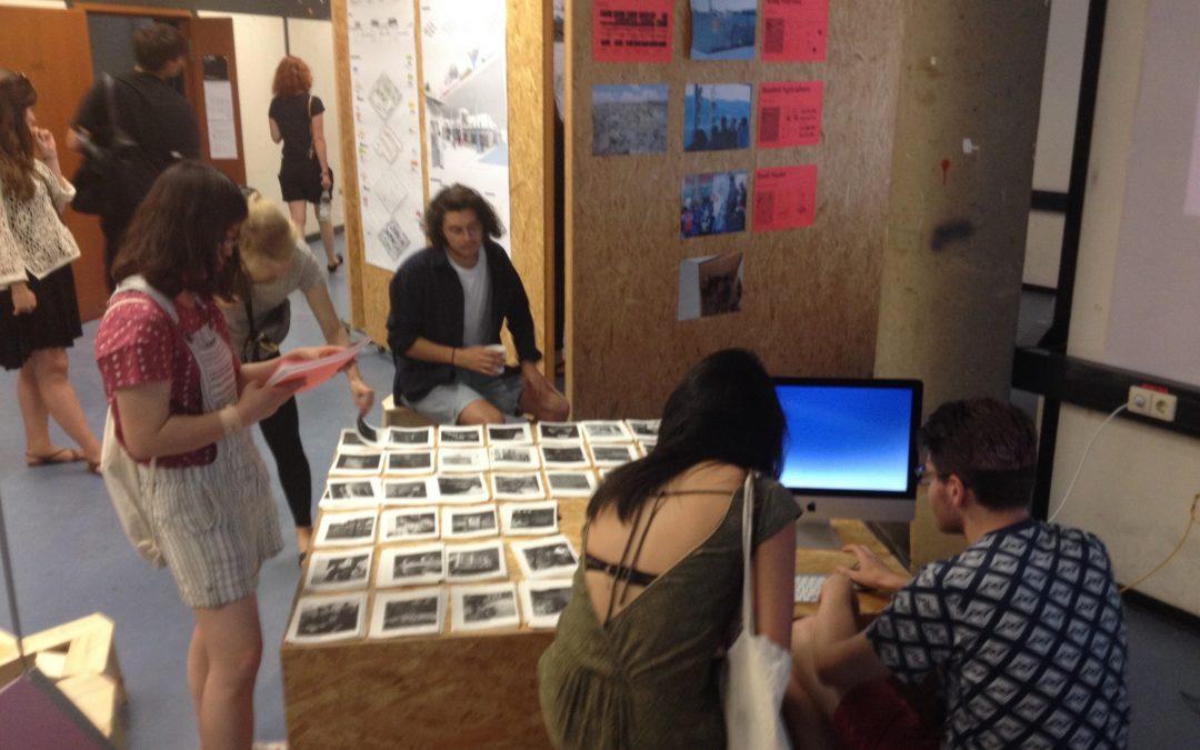 Simulizi Mijini at the IFA Ausstellung: in pictures