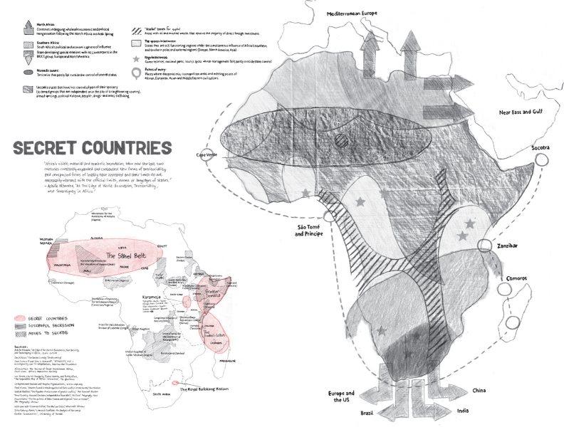 Chimurenga Chronic: New Pan-African Cartographies