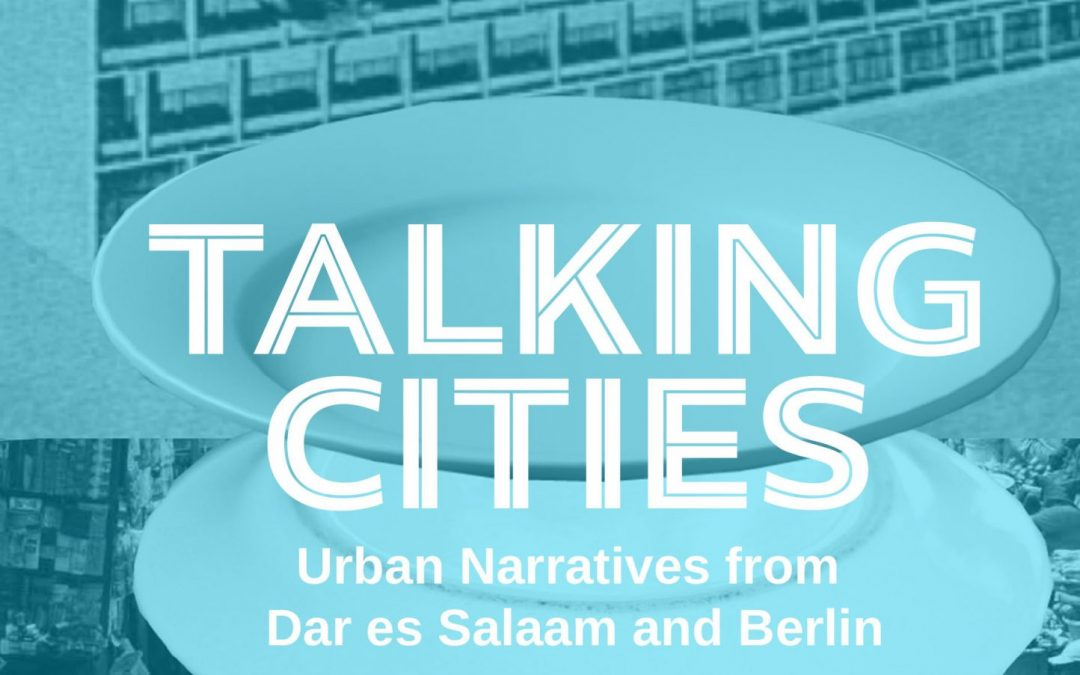 Talking Cities reviewed!
